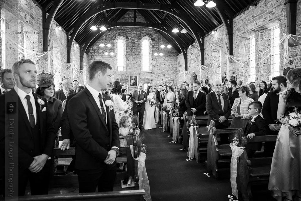 Kilronan Church & Inish Mor Hotel, Inish Mor, Aran Islands