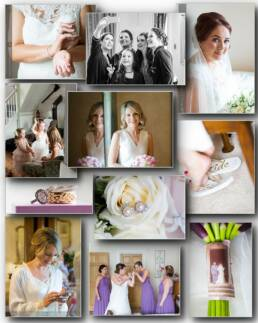 A wedding morning story