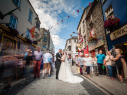 Street Wedding Photography